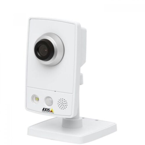 POE, PIR, Axis Communications 0338-004 M1054 Fixed HDTV Network Camera
