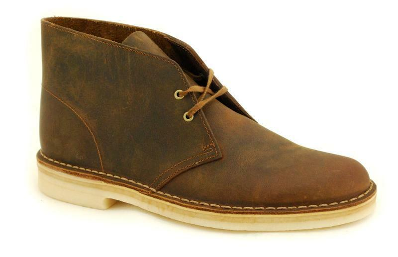 Der Klassiker Clarks Originals The Desert Boot Bee Wax 1 20356344 (7BA)
