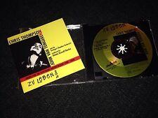 RARE NEW CD Chris Thompson & John Van Tongeren - Zu Leben (To Live) MANFRED MANN