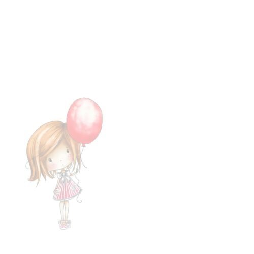 Handmade Personalised Birthday Card ANY Age Butterfly Child Girls Ladies Balloon