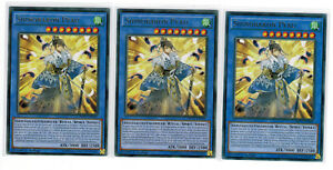 3-x-shinobaron-PAVONE-mp17-de201-RARI-MINT-Playset
