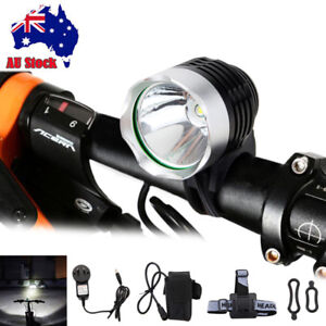 Powerful-Rechargeable-12000LM-LED-Head-Mountain-Bike-Bicycle-Lamp-Front-Light-AU