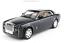 1-24-Rolls-Royce-sweptail-Diecast-Modelo-Coche-luz-sonido-friccion-juguete-Nuevo-Negro miniatura 2