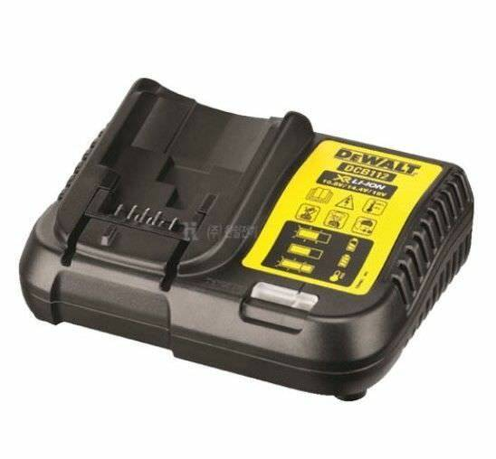 DEWALT DCB112 10.8V 14.4V 18V Li-ion Compatibility LED Battery Charger 220V_Ig