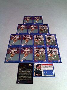 Dan-Bass-Lot-of-23-cards-3-DIFFERENT-Football-CFL