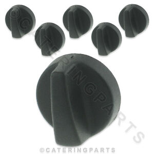 PACK-OF-6-x-KN30-GAS-VALVE-TAP-PLASTIC-PUSH-ON-CONTROL-KNOB-FOR-8mm-x-6mm-SHAFT