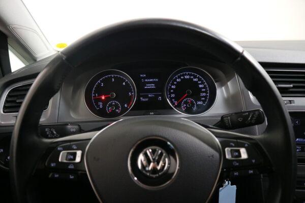VW Golf VII 1,6 TDi 110 BlueMotion - billede 3