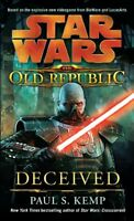Star Wars: The Old Republic - Deceived (star Wars: The Old Republic - Legends) B on sale