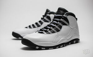 7711aa2688fe69 Air Jordan 10 X Retro Steel 310805 103 cement 3 iii 4 iv 11 concord ...