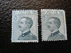 Italy-Stamp-Yvert-and-Tellier-N-181-x2-N-A11-Stamp-Italy