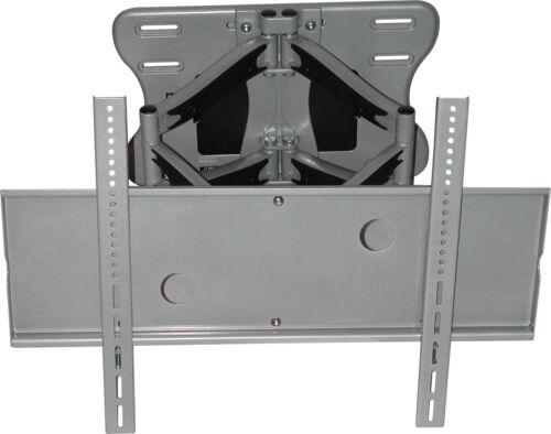 NEW 420W SILVER FLAT PANEL TV//MONITOR WALL MOUNT SWIVEL /& TILT
