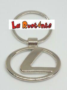 1-Porte-Cle-Lexus-Acier-L6-5Cm-Is-Rx-Ls-Es-NX-RC-CT-Ux-LC-Rxl-RIF-173
