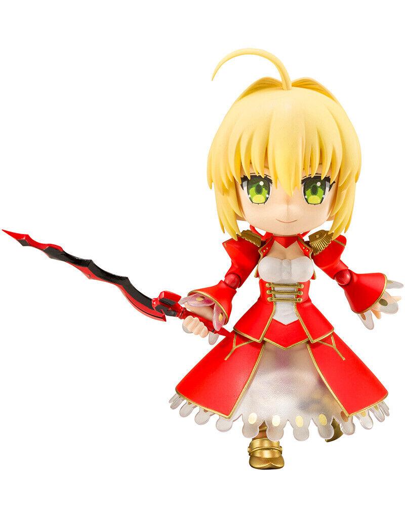 Fate Extra Last Encore - Saber Cu-Poche Figure (Kotobukiya)