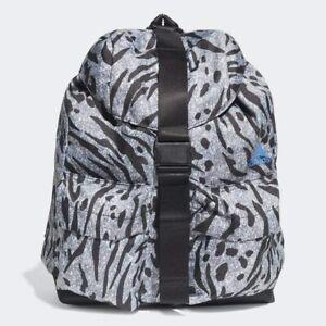 adidas Stella McCartney Graphic Flap ID Backpack RRP £40 FN1964