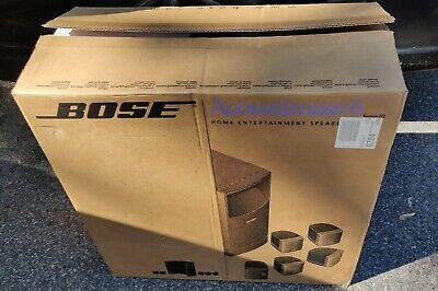 NIB NEW BOSE Acoustimass 6 Series III Home Theater Entertainment Speaker  System | eBay