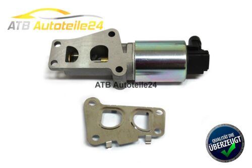 Agr válvula recirculacion de gases Opel Astra G Vectra C meriva Zafira B 24445720 nuevo