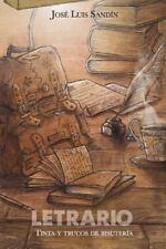 Letrario : Tinta y Trucos de Bisutería by José Sandín (2015, Paperback)