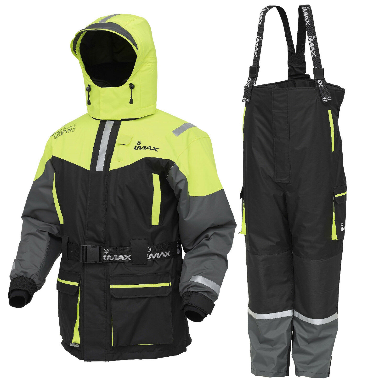 Imax Seawave Floatation Suit 2-teiliger Floating Suit Floater