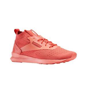 9ebeb48d9910 Details about Reebok Zoku Runner Ultraknit Is (FIRE CORAL STELLAR PINK) Men s  Shoes BS6170