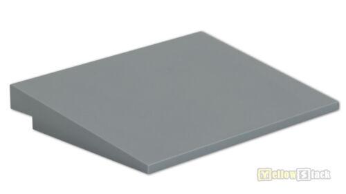 LEGO® 4515 6x8 Rampe Dach Bahnübergang neu-hellgrau NEU light bluish gray slope