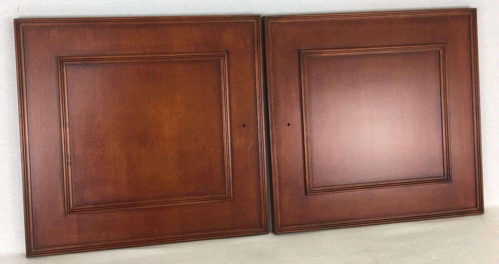 10 Pcs 18 1 4 X 19 1 4 Inch Solid Birch Hardwood Cabinet