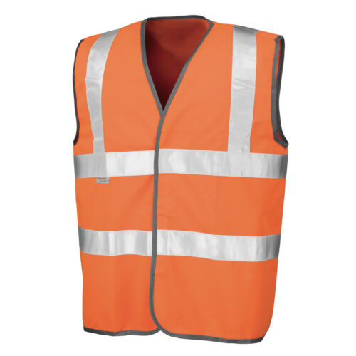 RESULT SAFE GUARD HI-VIS VEST S-3XL RS21