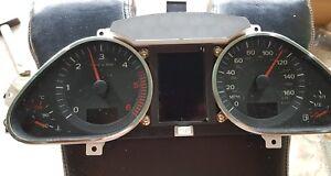 audi a6 2 7 tdi 05 08 speedometer instrument cluster 4f0920950l rh ebay co uk Audi A6 Manual PDF 2001 Audi A6 Owner's Manual