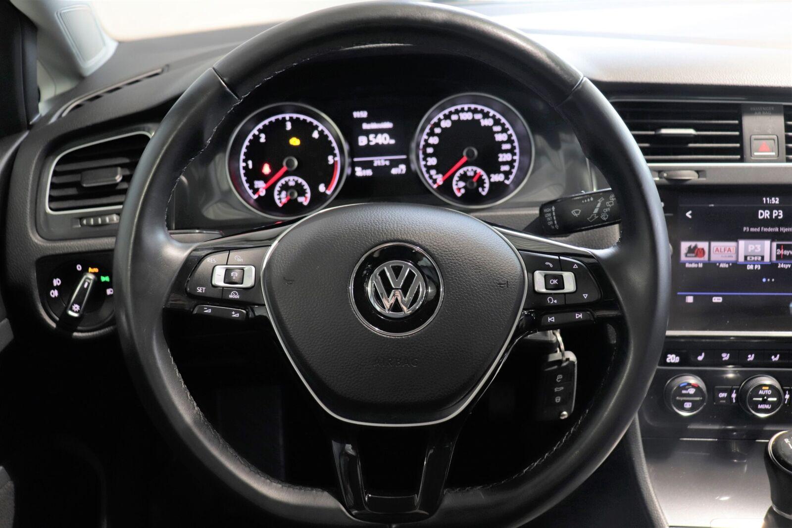 VW Golf VII TDi 115 Comfortl. Variant