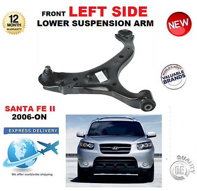 FOR HYUNDAI SANTA FE 2006/> FRONT LEFT LOWER CONTROL WISHBONE TRACK ARM COMPLETE