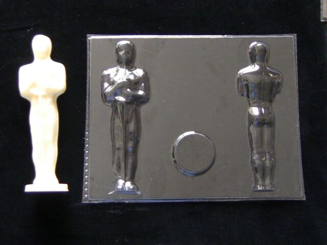 AWARD BAR MOVIE Lollipop Chocolate Soap Candy Mold