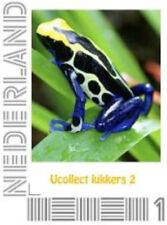 Nederland Ucollect animal life  kikker/frog 2  zegel postfris