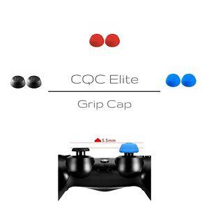 PS4-Controller-Thumbsticks-Aimassist-CQC-ELITE-Grip-Cap-Erhoehung-100er-Praezi