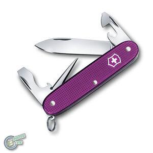 0 8201 L16 35273 Victorinox Swiss Army Knife Pioneer Alox