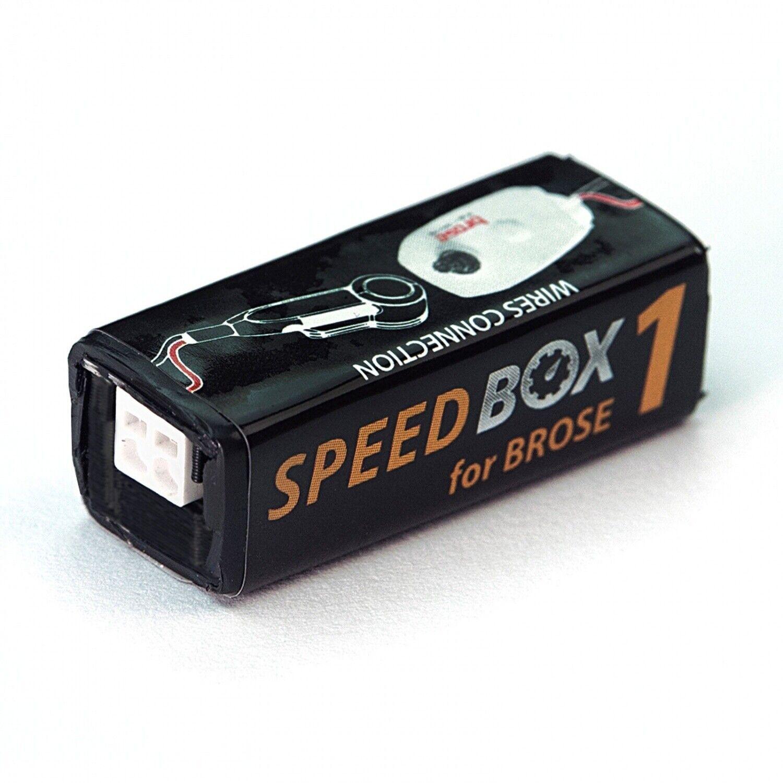 Speed Box für Bpink - E-Bike Tuning