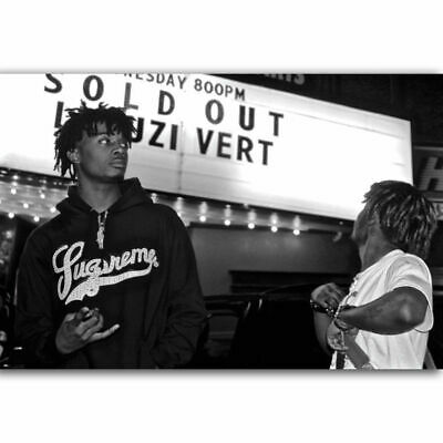 C-405 Playboi Carti /& Lil Uzi Vert Rap Hip Hop Singer Star Poster 36 27x40