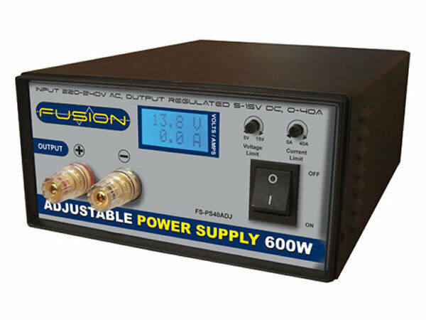 600 W regolabile FUSION POWER SUPPLY