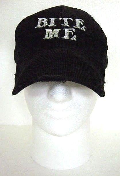 Black Baseball Cap Hat Captain Morgan Lime Bite NOS Adjustable Mardi Gras c73895cca7e2