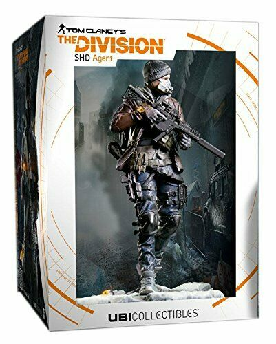 Busto The Division - Male Agent