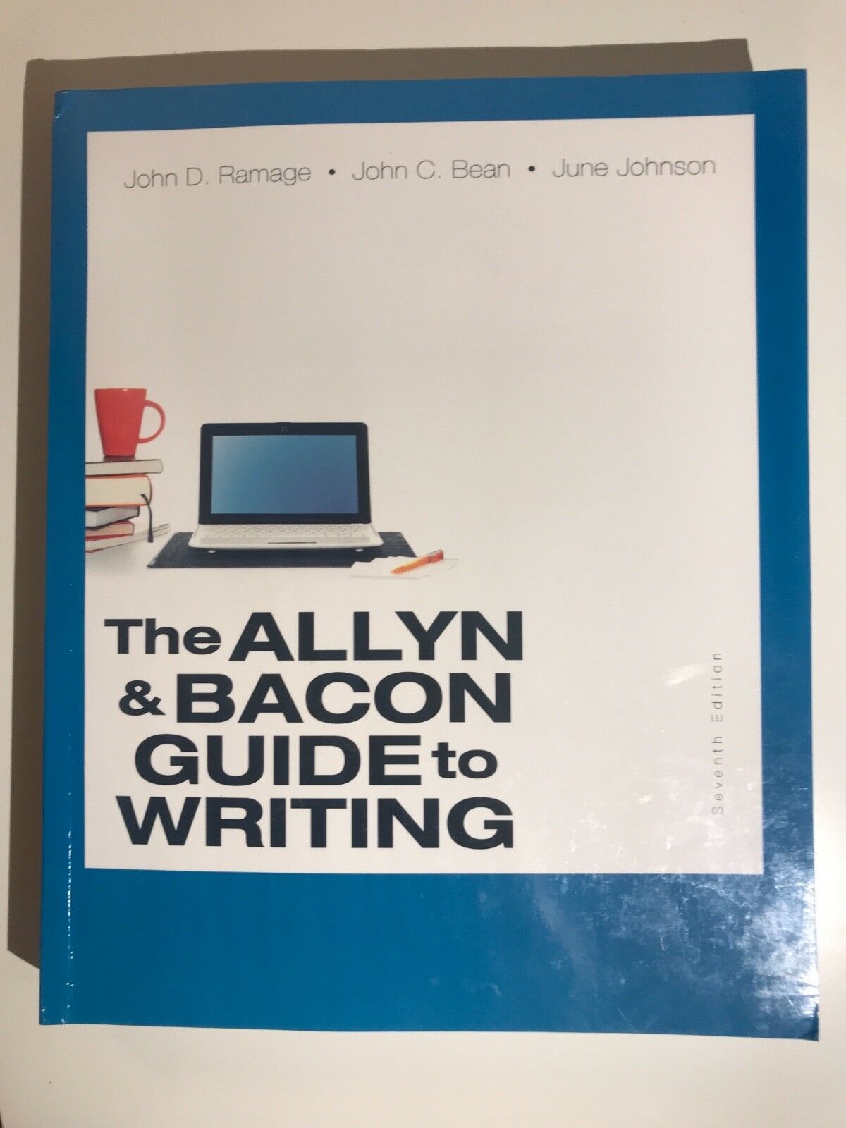 The Allyn and Bacon Guide to Writing by John C. Bean, June Johnson .