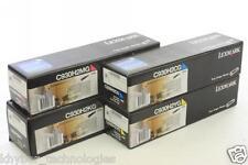 Lexmark C930H2Cg, C930H2Mg, C930H2Kg, C930H2Yg Full Set of Toner H/Yield 24K +