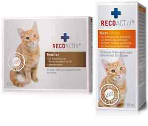 Recoactiv® Renaltan cure-chat (3x90 ml) 1 bouteille de rein (1x90 ml)