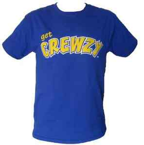 "Milwaukee  Brewers ""Get Crewzy"" Shirt"