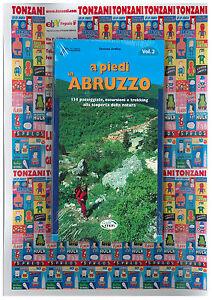 A-PIEDI-IN-ABRUZZO-VOL-2-134-PASSEGGIATE-ESCURSIONI-E-TREKKING-GUIDE-ITER