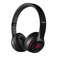 Beats by Dr. Dre Solo2 Wireless Headband Headphones - Black / Genuine
