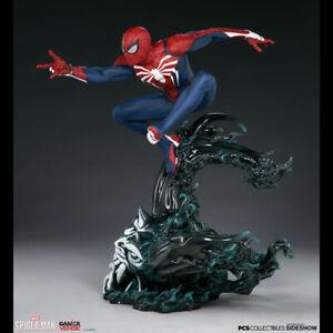 POP-CULTURE-SHOCK-PCS-Spider-Man-Advanced-Suit-1-3-Third-Scale-Statue-Figure-NEW