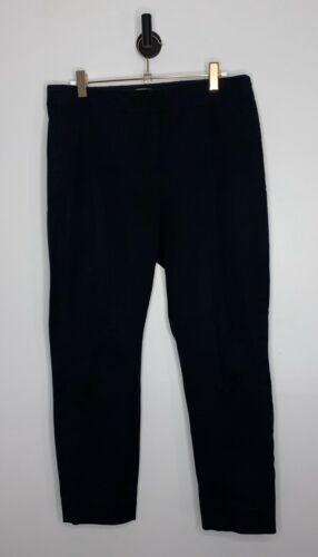 Everlane The Side-Zip Work Pants Size 12 Black Wo… - image 1