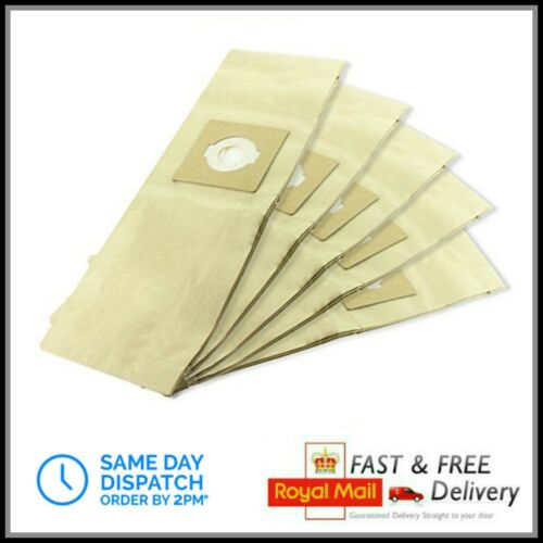 5 x Vacuum Cleaner Hoover Dust Paper Bags For Kirby G4 G5 G6 G7 ULTIMATE G