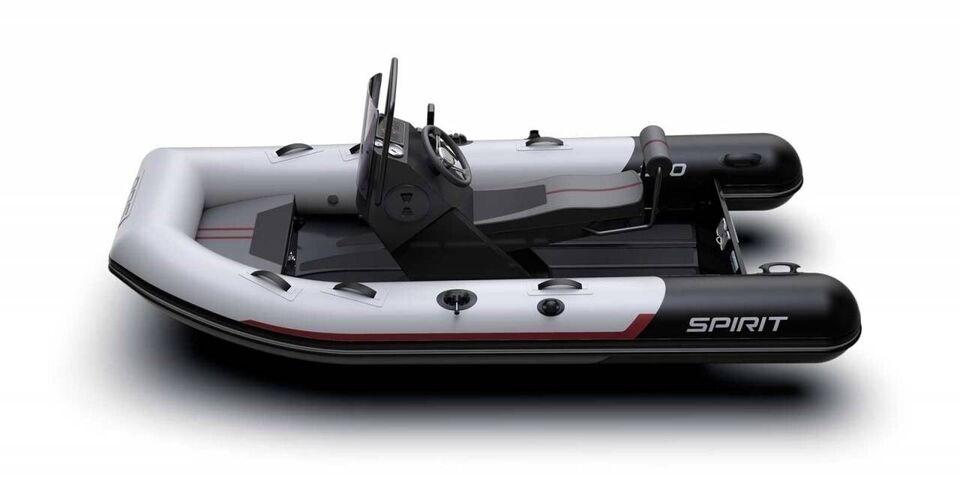 Gummibåd, Aqua Spirit 350CS - 20 HK