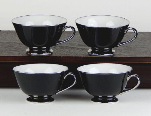Set of 4 Cups MINT /& SUPERB Gemini 6 oz. Tradition Sears China 3515