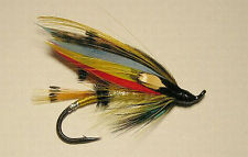 Ackroyd Full Dress #6  Atlantic Salmon / Steelhead